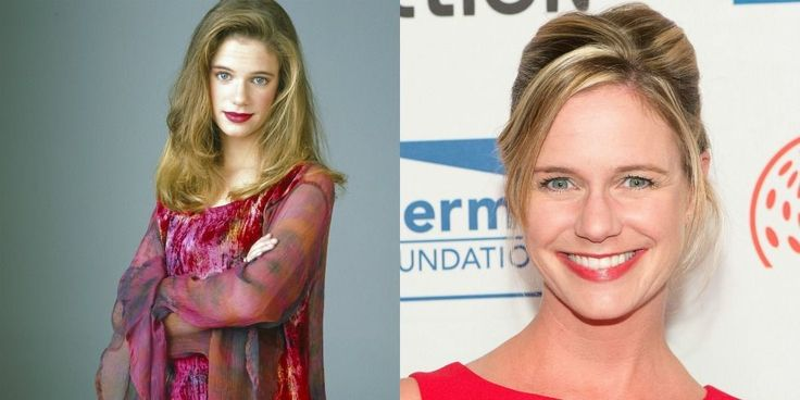 Andrea Barber - Barber played everyone's favorite sassy best friend on Full House, and she will be reprising her role as Kimmy Gibbler in the upcoming spin-off series Fuller House. Click through for more 90s star then-and-now pictures.
