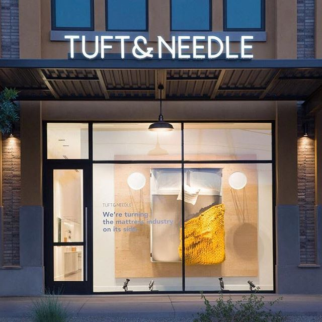 Better Sleep Starts Here. Tuft U0026 Needle Gilbert Is Now Open.