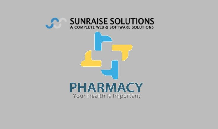 #Pharmacy software - ease your work with a large database. Visit: http://sunraisesolutions.com/