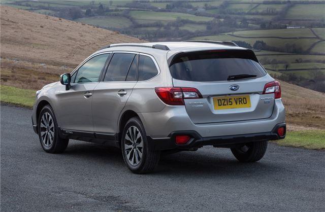 Subaru Outback 2015 - Car Review | Honest John