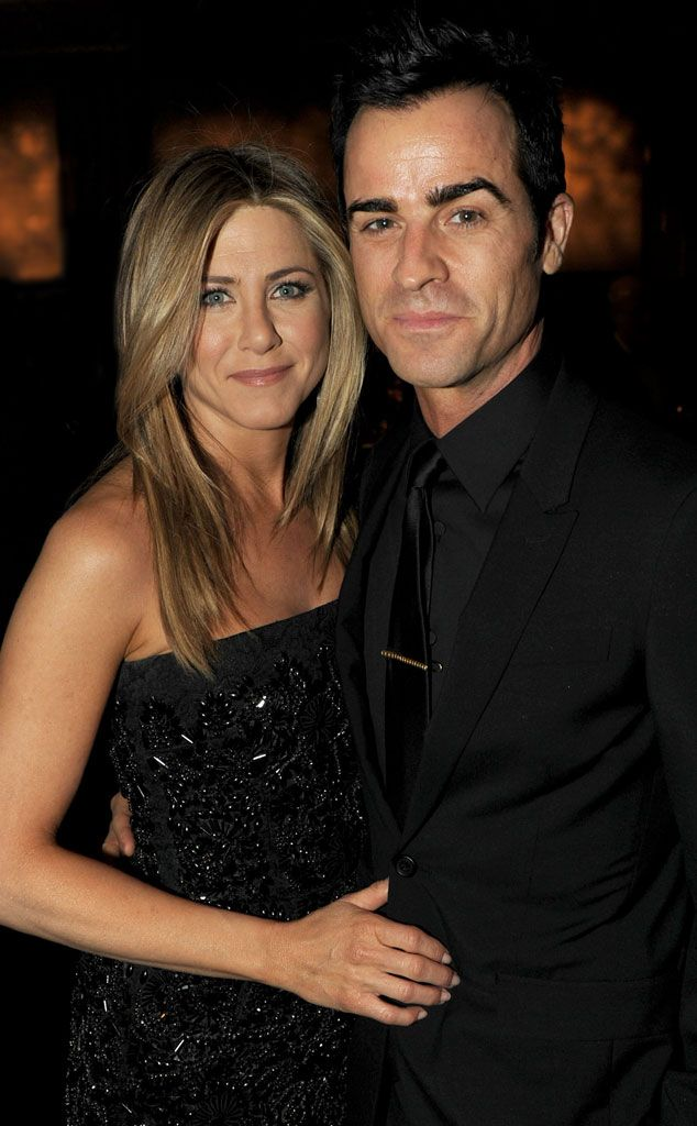 Jennifer Aniston & Justin Theroux from Top 25 Hollywood Power Couples 2013 | E! Online