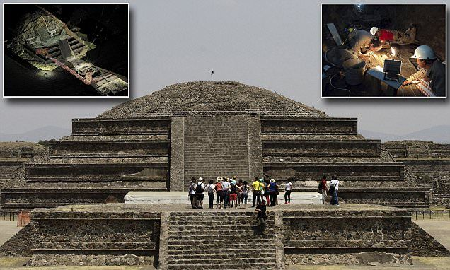 Mercury found in Mexican pyramid could lead to finding king's tomb ... https://www.pinterest.com/marjie012000/earth-matters-and-mysteries/