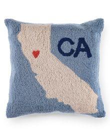 "California State Pride Decorative Pillow - 16"", Main View"