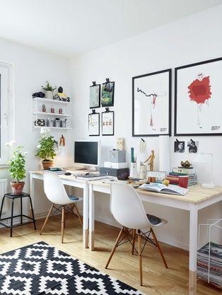 10 tips på hur du förvandlar det övergivna tonårsrummet till ett arbetsrum - Inredning - Hus & Hem