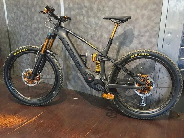 Trek Powerfly 9 9 Ebikesociety Join Bikesociety Co Ebike Emtb Ebikes Bikesociety In 2020 Freeride Bikes Electric Bicycle Electric Bikes Uk