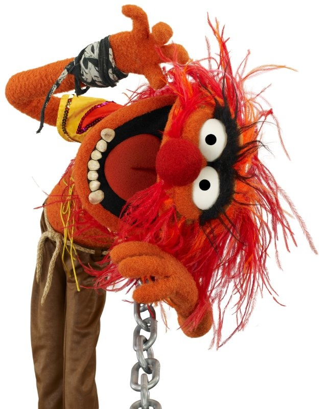 Animal...(Jim Henson Muppet Creation)