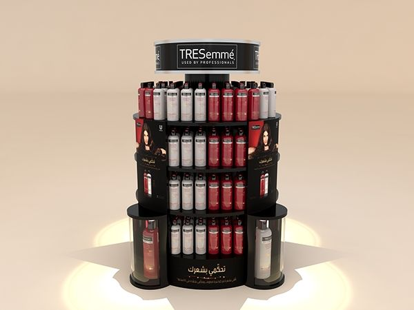 TRESemme Campaign Part 2 on Behance