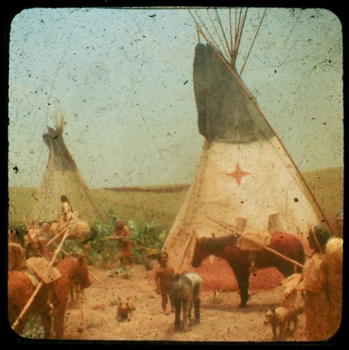 Native American diorama from the Field Museum, Chicago. Photo by Connie Toebe.: American Dioramas, Teepees Ttv, American Image, American History, American Indian, Arti Inspiration, American People, Photo, Native American