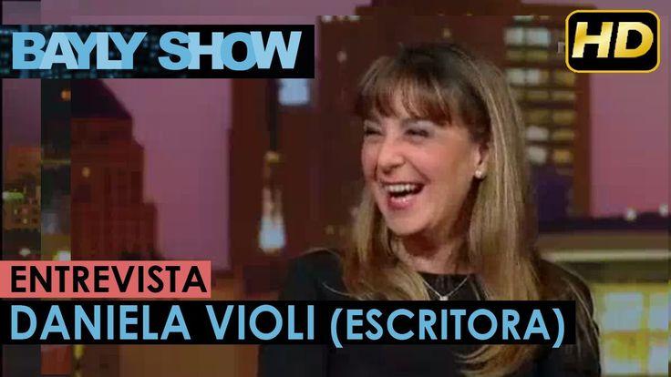 JAIME BAYLY  Entrevista DANIELA VIOLI