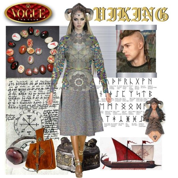 Viking outfit -Design by #Annabellerockz