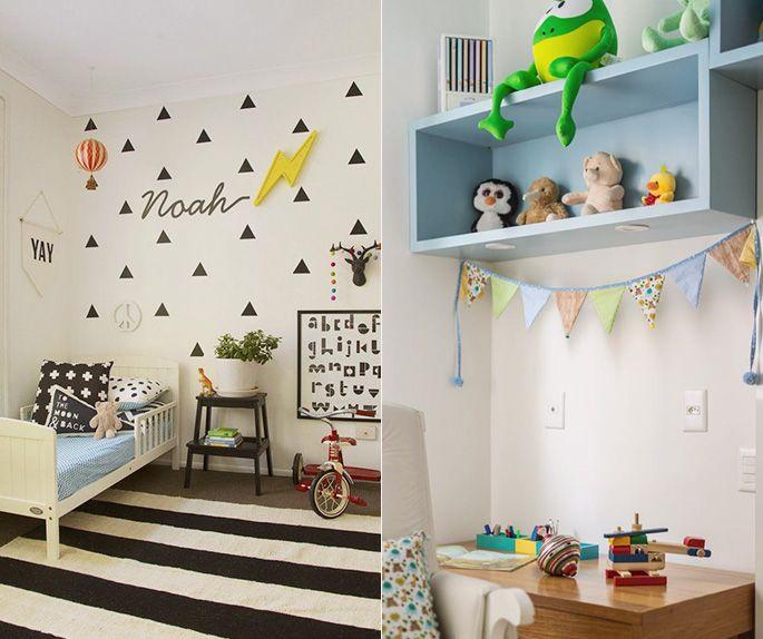 Mais de 1000 ideias sobre Quarto De Bebe Masculino no Pinterest  Quarto De B