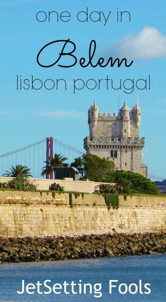 Just four miles from Lisbon's city center is Belem, a serene riverside town packed with charm and a ton of history. During the Age of Discovery, ships departed from the banks of the river to explore trade routes.