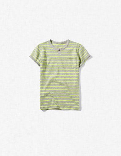 FLUORESCENT STRIPE T-SHIRT -2 14 Years, Stripes Tshirt, Boys 2 14, Luke Closets, Fluorescent Stripes, Stripes T Shirts, Zara United States