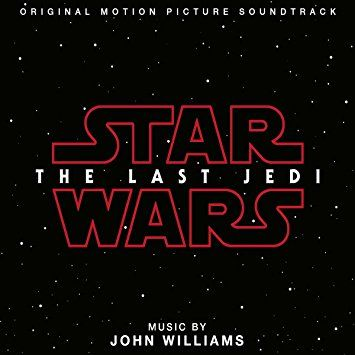 """Listado de temas: Main Title and Escape Ahch-To Island Revisiting Snoke The Supremacy Fun with Finn and Rose Old Friends The Rebellion is Reborn Lesson One Canto Bight Who Are You? The Fathiers The Cave The Sacred Jedi Texts A New Alliance """"Chrome Dome"""" The"""