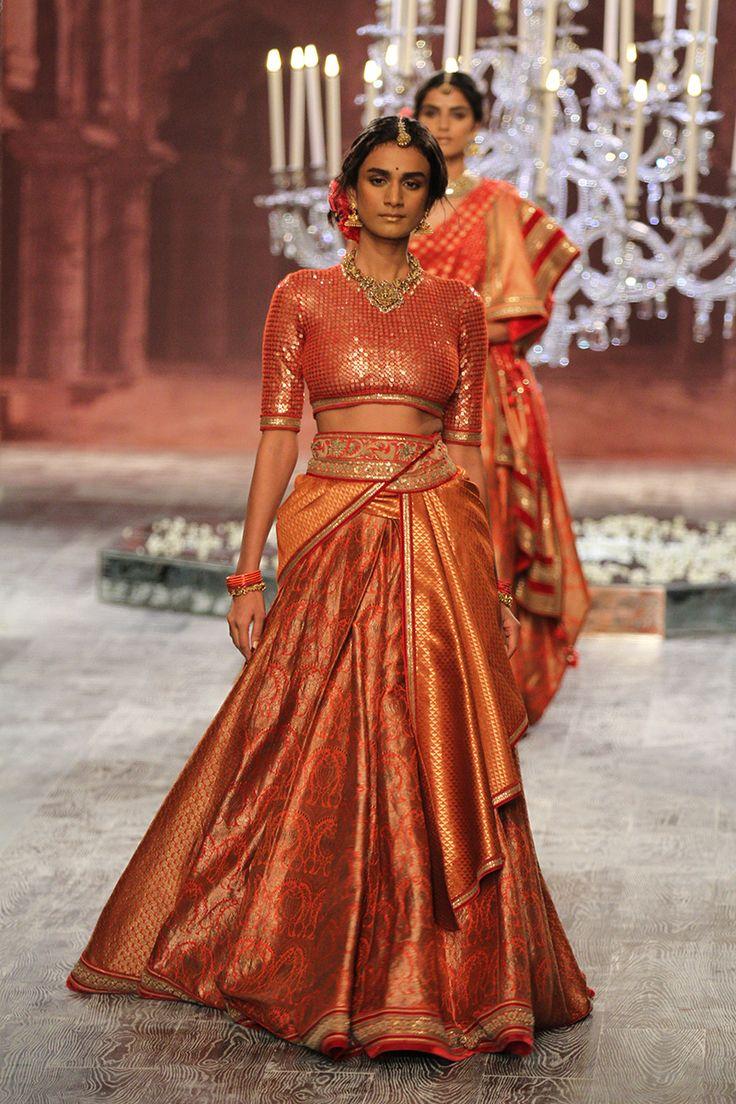 #Tarun_Tahiliani. India Couture Week #ICW2016