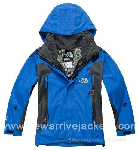 North Face Kid's Blue Jacket [North Face AJ0911] - $89.88 : Buy Kids,Womens and Mens Jackets from Online Shop with Discount Price http://www.newarrivejackets.com/