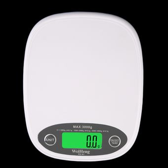Buy Slim LCD Electronic Kitchen 3Kg/0.5 Digital Weight Scale Food Diet (White) online at Lazada. Discount prices and promotional sale on all. Free Shipping.