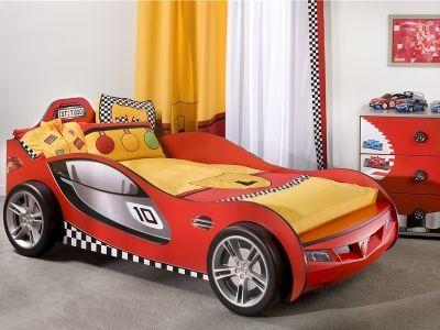 Παιδικό Κρεβάτι αυτοκίνητο TURBO SLC-1301-V2 από 292€