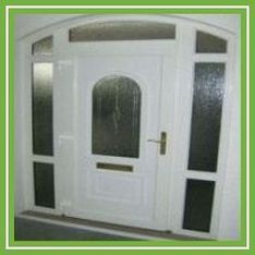 Eger Bejárati ajtó