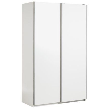 Perfect Kleiderschrank Buy Hygena Bergen Door Medium Sliding Wardrobe White at Argos co uk