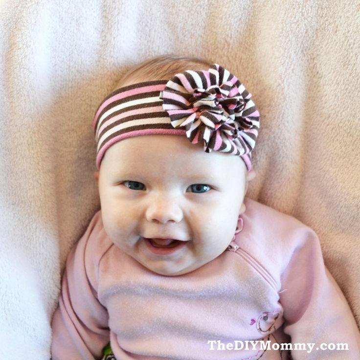 Baby headband... SUPER cute