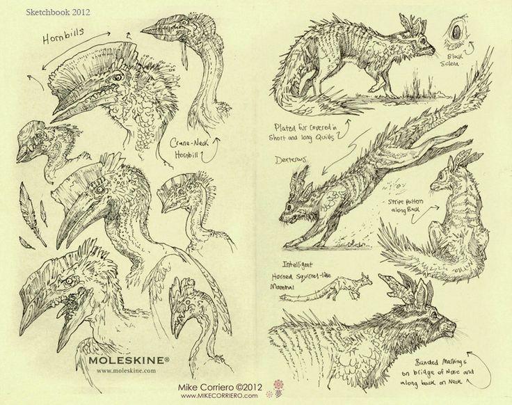 Character Design Spot : Best creature design images on pinterest