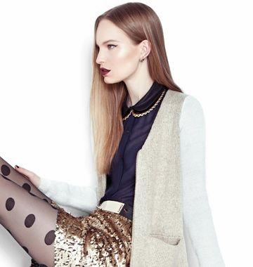 Voté por este chaleco Basement en Moda VS. Moda de Falabella. Vota y podrás ganar una Gift Card de $40.000
