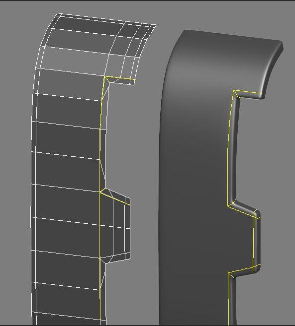 FAQ: How u model dem shapes? Subd mini-tuts AKA USE THE RIGHT AMOUNT OF GEO - Page 150 - polycount