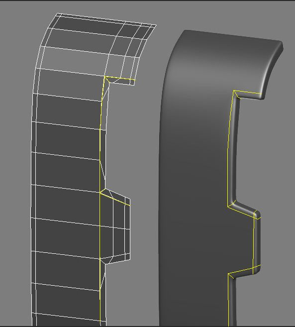 FAQ: How u model dem shapes? Subd mini-tuts AKA USE THE RIGHT AMOUNT OF GEO - Page 150 - polycount