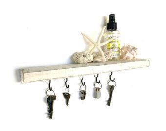 Strand van de huis sleutel Hooks sleutel door RomanReclamation