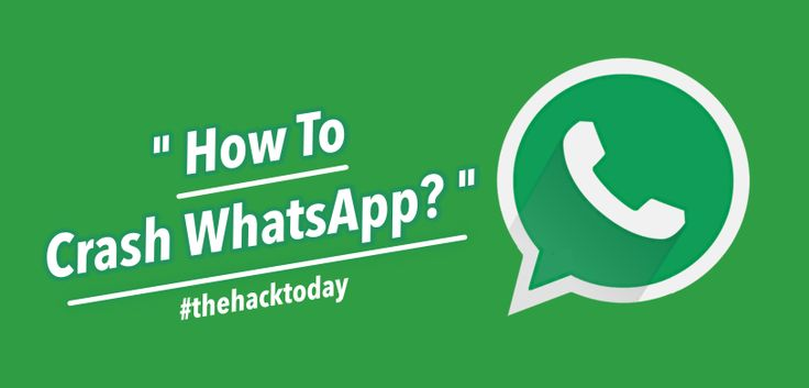 Security Researcher Found a Simple bug to Crash WhatsApp Application by just sending them simple smiley! What would require crashing the wildly popular WhatsApp messaging application? Crash WhatsApp by sending Nearly 4000 Smileys. Yes, its possible to