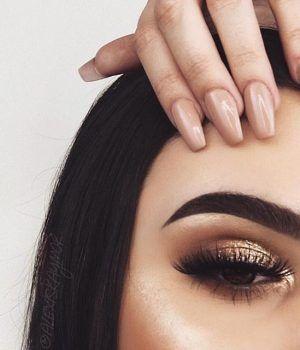 Makeup for brown eyes #makeup #brown #eyes