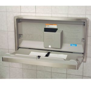Wall Mounted Baby Changing Table For Home
