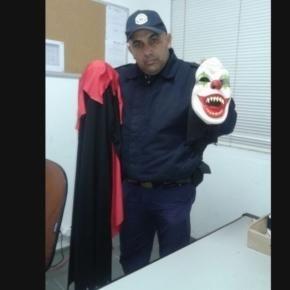 Canadauence TV: Palhaço assustador no Brasil é preso e polícia des...