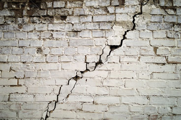 cracked brick wall - Google Search