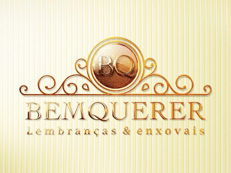 Logotipo Bem Querer criado pela Ópera para a empresa de Lembranças e Enxovais de São Paulo | SP.