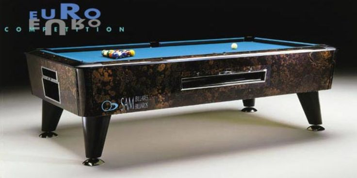 Beaverbrook 20 - 8ft genuine American pool table ordered for the games room