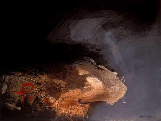 Untitled (1993) - Rafa Nasiri