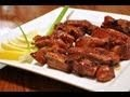 Honey Garlic Barbecue Spare Ribs Recipe