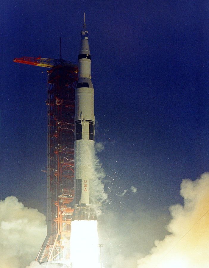 how many apollo space missions were there - photo #38