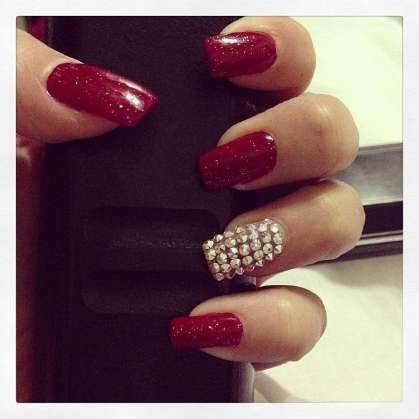 Las rojas preciosas!