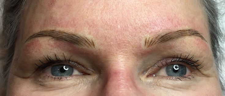 It's been a Microblading month for me this January  lots of new brows created ready to kickstart 2018!