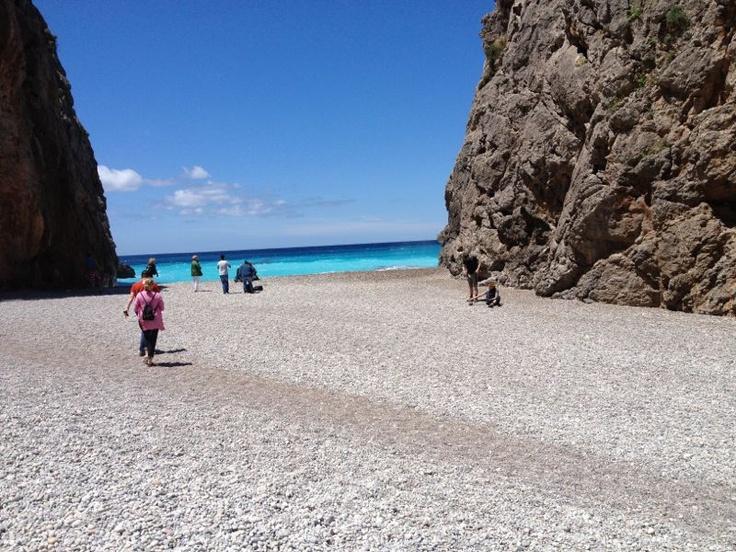 Schluchtenwanderung Mallorca