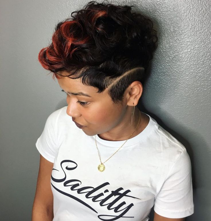 Dope cut by @khimandi Read the article here - http://www.blackhairinformation.com/hairstyle-gallery/dope-cut-khimandi-2/