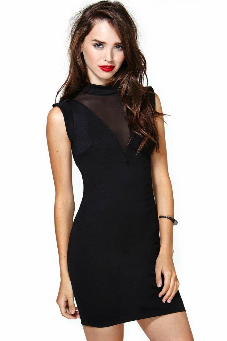 100 besten Black Dresses Bilder auf Pinterest | Feminine mode ...