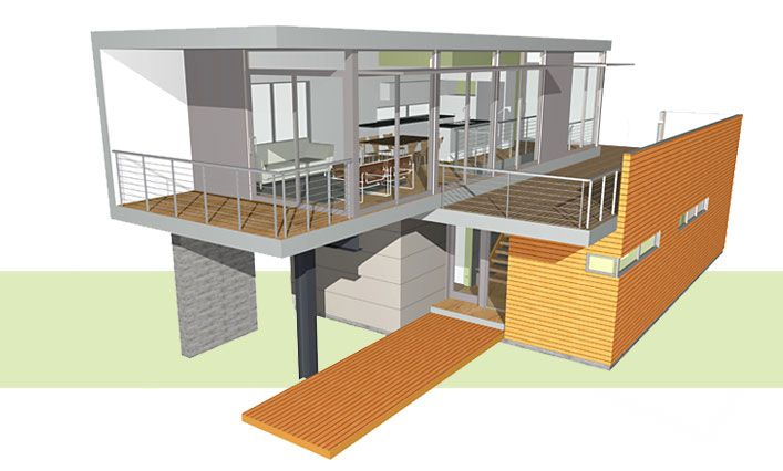 64 Best Images About Modular Homes For South Africa On Pinterest Small Modular Homes One