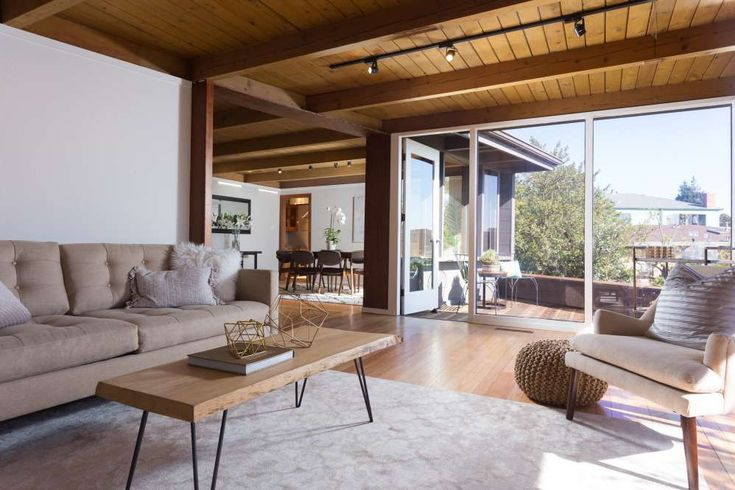 Berkeley midcentury, designed by Henry Hill, asks $975K - Curbed SF