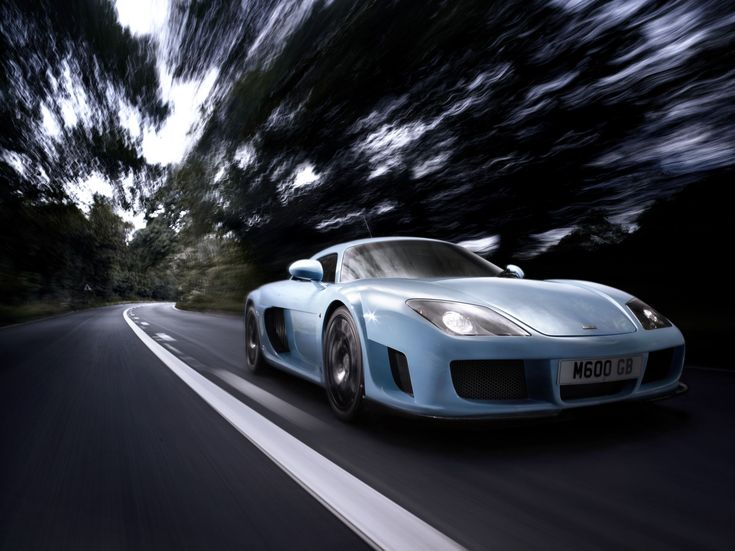 Noble M600       British car manufacturer Noble's M600 model has a Volvo twin-turbocharged V8 engine. It can reach 0-60 mph in just 3.4 seconds and do 225 mph flat out.  Estimated Price: c. US $300,000