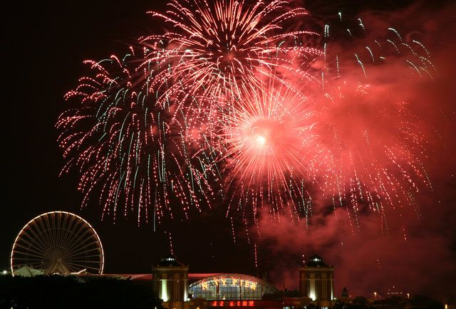 Where to Watch Fireworks in Chicago This 4th of July