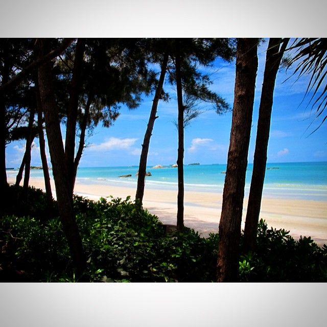 The best medicine to cure your fatigue.. #arumdaluresort #belitung #island #indonesia #wonderfulindonesia #honeymoon #honeymoonavenue #placetogo #travelgram #tourist #tourism #holiday #bestvacation #destinasian #asian #eco #luxury #resort